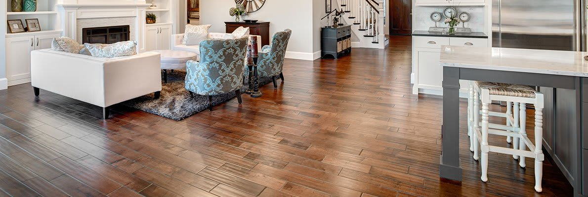 Hardwood flooring by Alexandria Carpet One Floor & Home