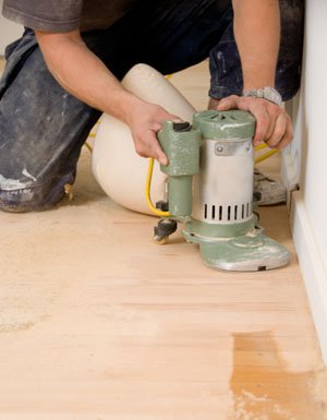Hardwood Flooring Sanding & Refinishing In Virginia